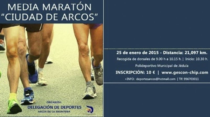 media maraton arcos frontera