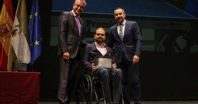 Francisco Zuasti Premio Valores Humanos Deportes Jerez