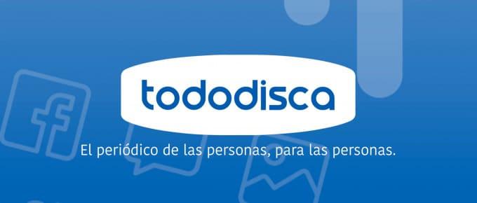 Todo Disca será el primer periódico totalmente accesible de España