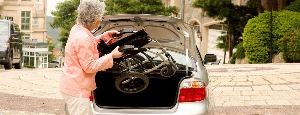 Las mejores sillas de ruedas para personas mayores